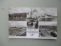 Ansichtskarte Norddeich Nordsee 1953 (Nr.611)