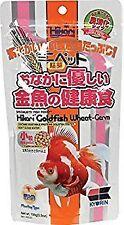 Hikari Goldfish Wheat Germ 200 Gm - Mini Pellets - Fish Food Exp Date - 2019 /04