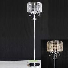 New Modern Luxury Crystal LED Floor Lamp Floor Lights Living room Lighting