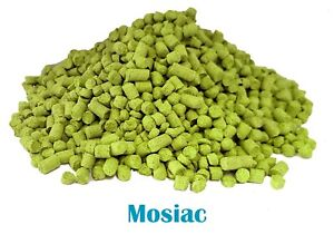 Mosiac (2020 US Harvest) - Freshest Pellet Hops  - Home Brewing - Same Day P&P