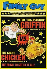 Family Guy - Peter Griffin vs The Giant Chicken - New - OOP!!
