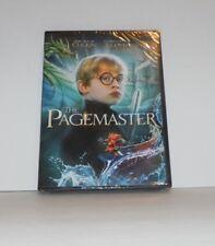 The Pagemaster (DVD 2013 Widescreen) Macaulay Culkin Christopher Lloyd G Rated