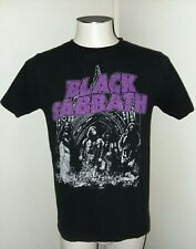 Black Sabbath Bravado Mens Short Sleeve T-Shirt Size Medium Black/Purple