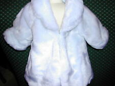 """Doll Clothes  Fur Coat  for 18""""   American Girl Dolls"""