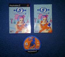 SPACE CHANNEL 5 - SEGA - GIOCO SONY PLAYSTATION 2 PS2 - PAL - COMPLETO