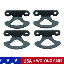 4x Truck Bed Inner Tie Down Hooks Anchor Fit for Ford F-150 Explorer Sport Trac