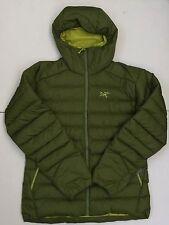 Arc'teryx Men's Thorium AR Hooded Down Fill Jacket In Twinleaf Medium #17231