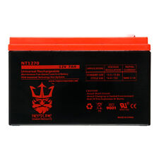 Neptune 12V 7Ah NT-1270 Rechargeable SLA Battery