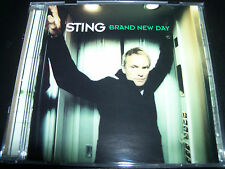 Sting (The Police) Brand New Day CD - Like New
