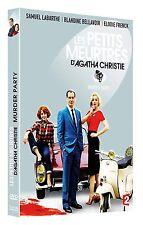 "DVD ""Les petits meurtres d'Agatha Christie Murder Party"" NEUF SOUS BLISTER"