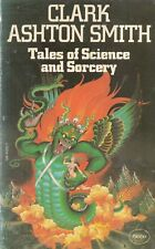 Tales of Science and Sorcery - Clark Ashton Smith - Acceptable - Paperback