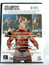 WWE  King of the Ring 2002 (DVD, 2002) WWF