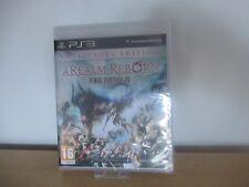 Final Fantasy XIV Online: a Realm Reborn - (PS3) - Nuevo Precintado Pal Versión