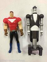 Tom Strong Figure Set DC Direct 2000