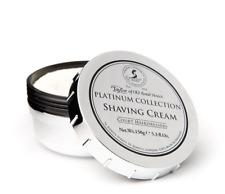 NEW Taylor of Old Bond Street Platinum Collection Shaving Cream 150g