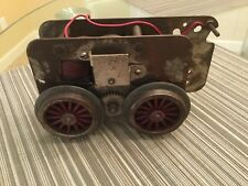 RARE EARLY ANTIQUE MOTOR FOR LIONEL IVES FLYER STANDARD GAUGE TRAIN TROLLEY RUNS