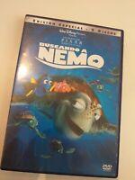 Dvd  BUSCANDO A NEMO (EDICION ESPECIAL 2 DISCOS )