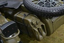 Mount for canister of 20 liters for motorcycles URAL,DNEPR К-750 М-72 BMW