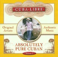 Cuba Libre 2 Los Camperos, Los Rufinos, Los Martinos, Marion Inclan..  [CD]