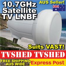 Satellite Dish LNBF 10.7GHz suitable for VAST Foxtel Single Output