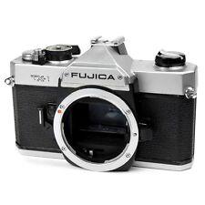 Fujica STX1 Vintage Retro 1980s SLR 35mm Film Camera Body for Spares Repair