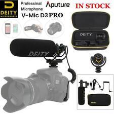 DEITY V-Mic D3 PRO Location KIT Super-Cardioid Directional Shotgun Microphone E