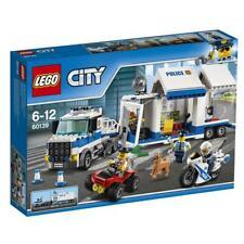 LEGO City 60139 - Mobile Einsatzzentrale Polizei LKW Zelle Motorrad Räuber Neu