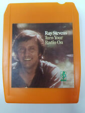 8 Track Tape Ray Stevens Turn Your Radio On