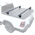 Syneticusa Hd Adjustable Crossbar Truck Bed Rack Towers Heavy Duty Cargo Fit Ram
