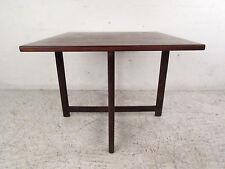 Mid-Century Modern Rosewood Side Table (3950)NJ