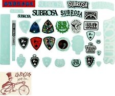SUBROSA ASSORTED STICKER PACK
