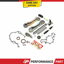 Timing Chain Kit Timing Cover Gaskets Oil seal for 97-11 Ford 4.0 SOHC
