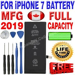 Brand NEW OEM Replacement iPhone 7 Battery 1960 mAh with Free Tools