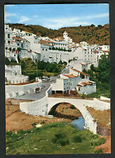 Posted 1985: View of Tolox, Costa Del Sol, Spain