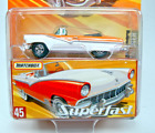 MATCHBOX 56 Ford Sunliner Limited EDITION #45 Boxed car MOC 1/8000