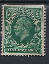 1934-36 GV 1/2d PHOTOGRAVURE WMK INVERTED USED SG439Wi (1)