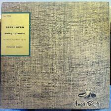 HUNGARIAN QUARTET beethoven string quartet no 14 LP VG+ ANG 35114 UK ED1 Mono