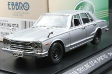 Ebbro 43317 1:43 Scale Nissan Skyline GT-R PGC10 (Late Version) Die Cast Model