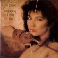 "KATE BUSH Running Up That Hill 1985 UK 7"" vinyl single EXCELLENT CONDITION"