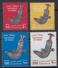 Oman 2001 ** mi.503/06 PUGNALE DAGGER al-Khanjar a 'canna