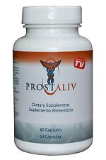 PROSTALIV IMPROVES PROSTATE HEALTH A 60 CAPS