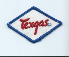 texgas blue border driver/employee patch 2 X 3-1/2 #2170