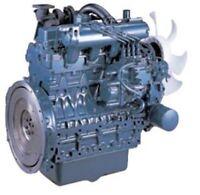 """Kubota 03 Series Diesel Engine Workshop Manual sent as a """"Download"""""""