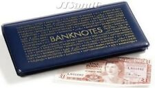 Numis Pocket Banknote Album, it will hold 20 Banknotes