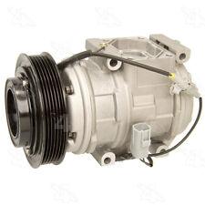 A/C Compressor-New Compressor Compressor Works 638821