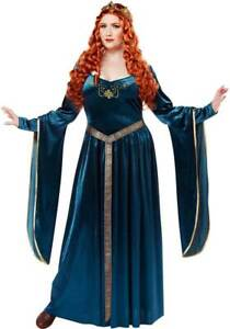 California Costume LADY GUINEVERE / PLUS Adult Women halloween outfit 01762