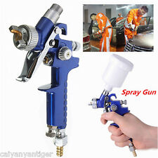 Mini Air Spray Gun Car Body Detail Touch Up Coat Paint Sprayer Sptot Repair HVLP