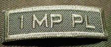 "CANADIAN ARMY COMBAT TAB UNIT BADGE  INSIGNIA  ""1 MP PL""  BUY 1 GET 1 FREE"