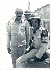 1982 Border Guards Sinai North Police 1980s Rafah Egypt  Press Photo