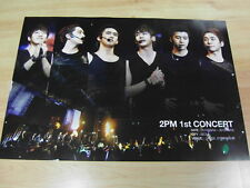 2PM - 1ST CONCERT [ORIGINAL POSTER] K-POP *NEW*